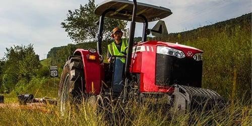 Massey Ferguson Showroom | Boone Tractor | Virginia and West