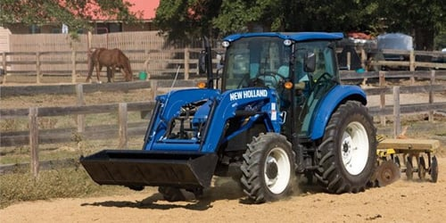 New Holland Showroom | Boone Tractor | Virginia and West